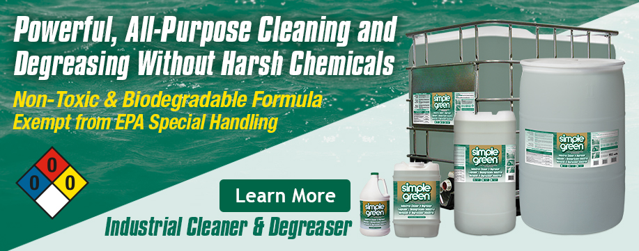 Simple Green Industrial Cleaner & Degreaser