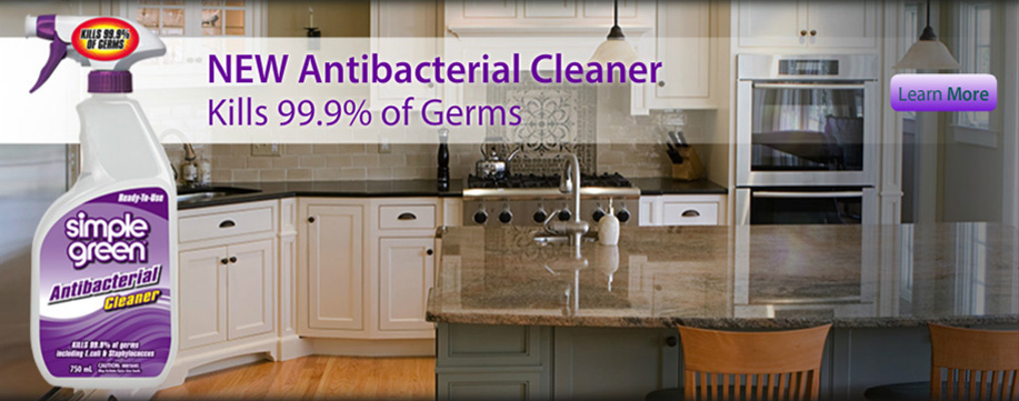 Simple Green Ready-To-Use Antibacterial Cleaner