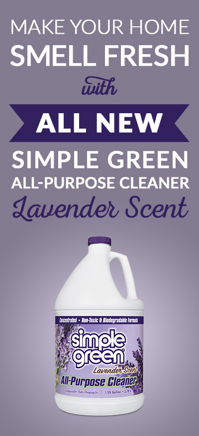Simple Green All-Purpose Cleaner - Lavender Scent