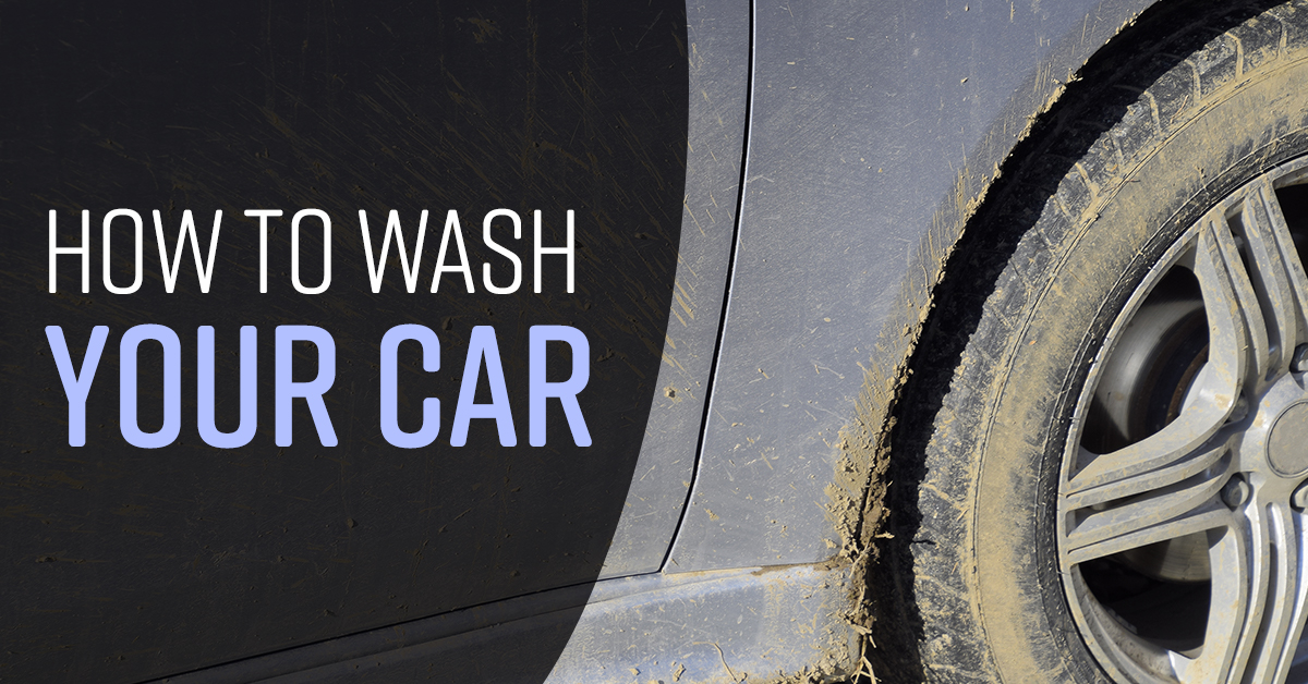 How to Wash Your Car - Simple Green