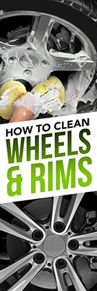 How to Clean Aluminum Wheels and Rims