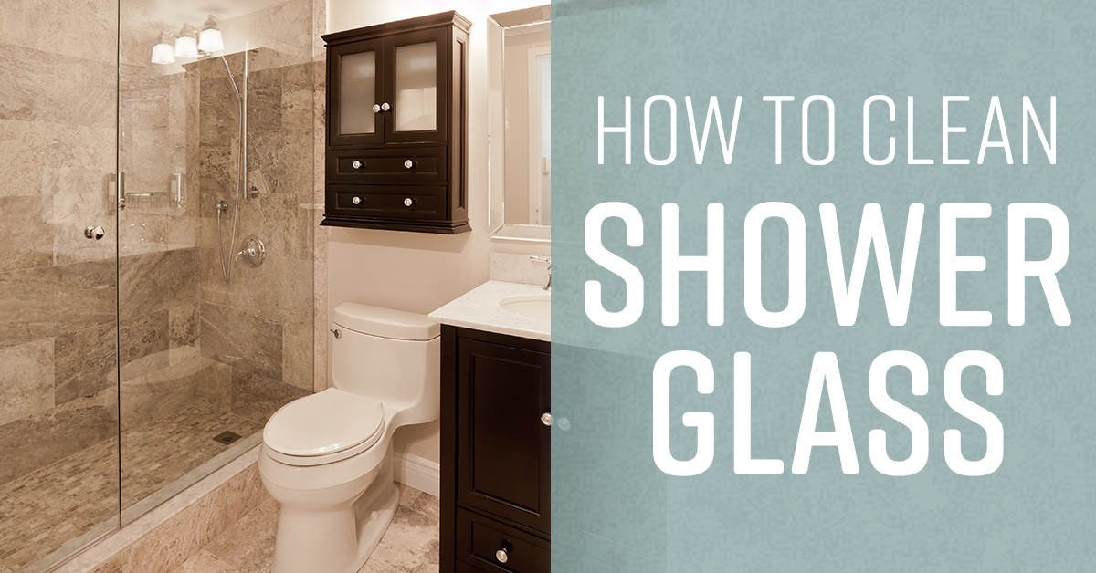 How To Clean Shower Glass Doors Simple Green