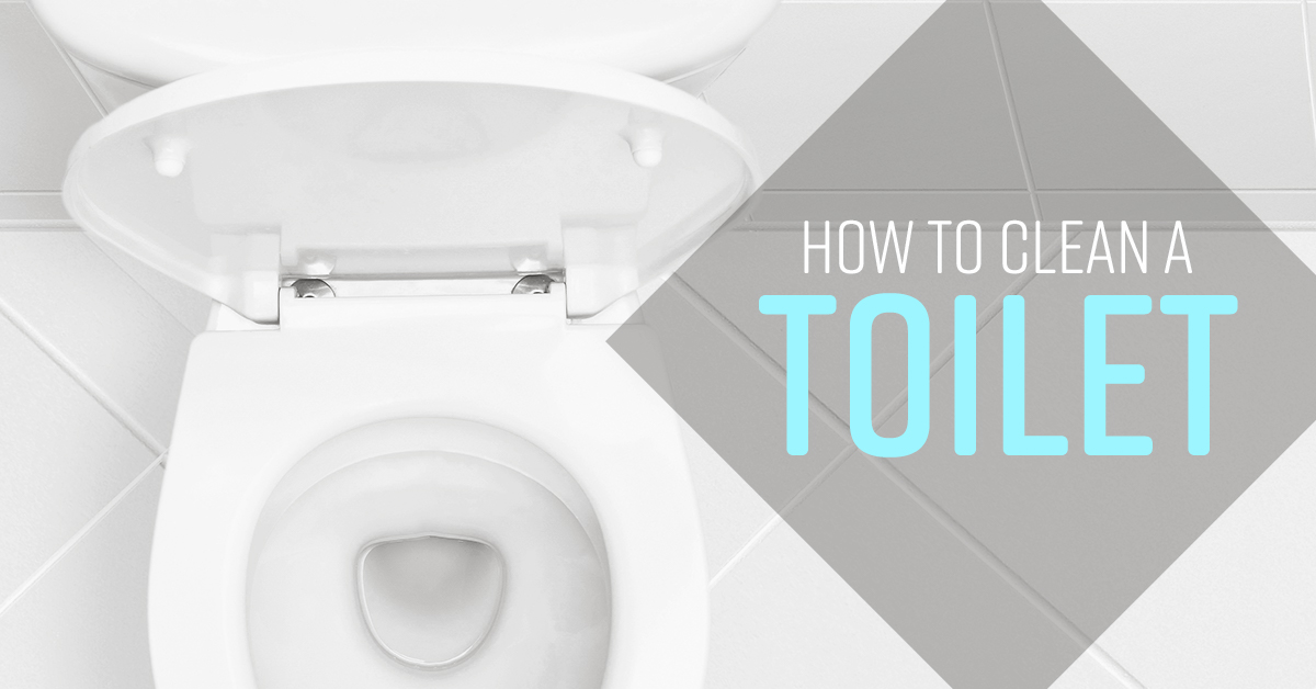 How To Clean A Toilet Simple Green