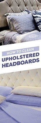 How to Clean Upholstered Headboards