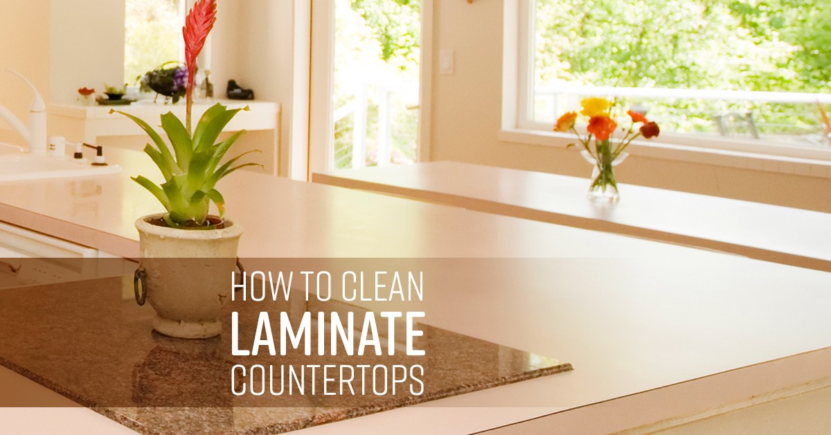How to Clean Laminate Countertops - Simple Green