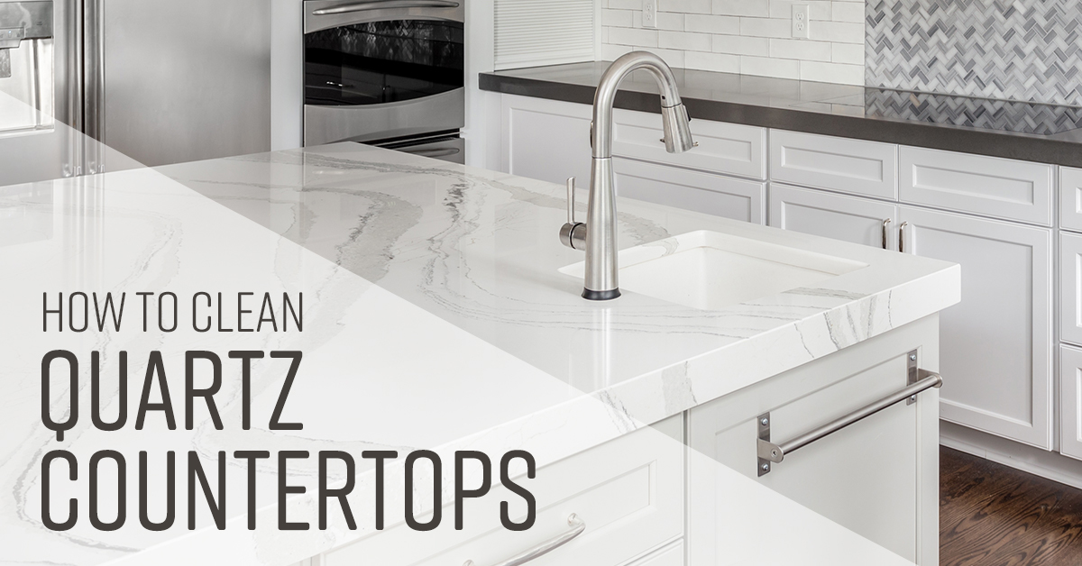 How To Clean Quartz Countertops Simple Green