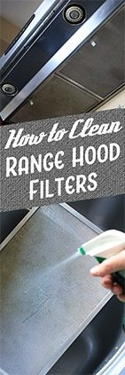 How to Clean Range Hood Filters - Simple Green