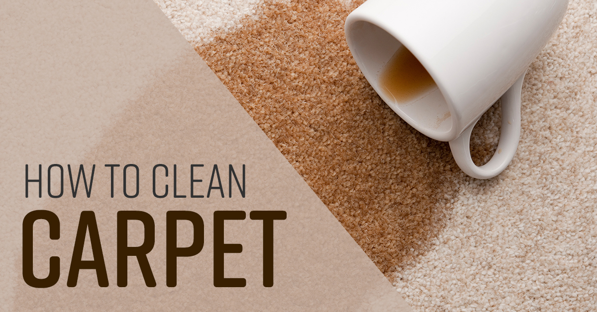 How To Clean Carpet Simple Green
