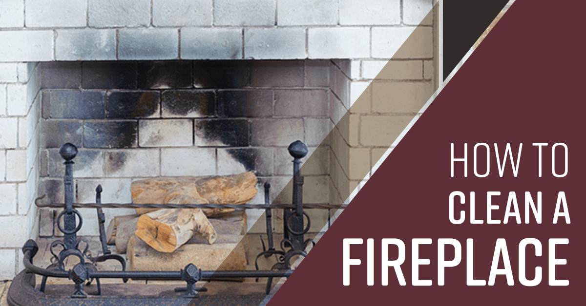 How To Clean A Fireplace Simple Green