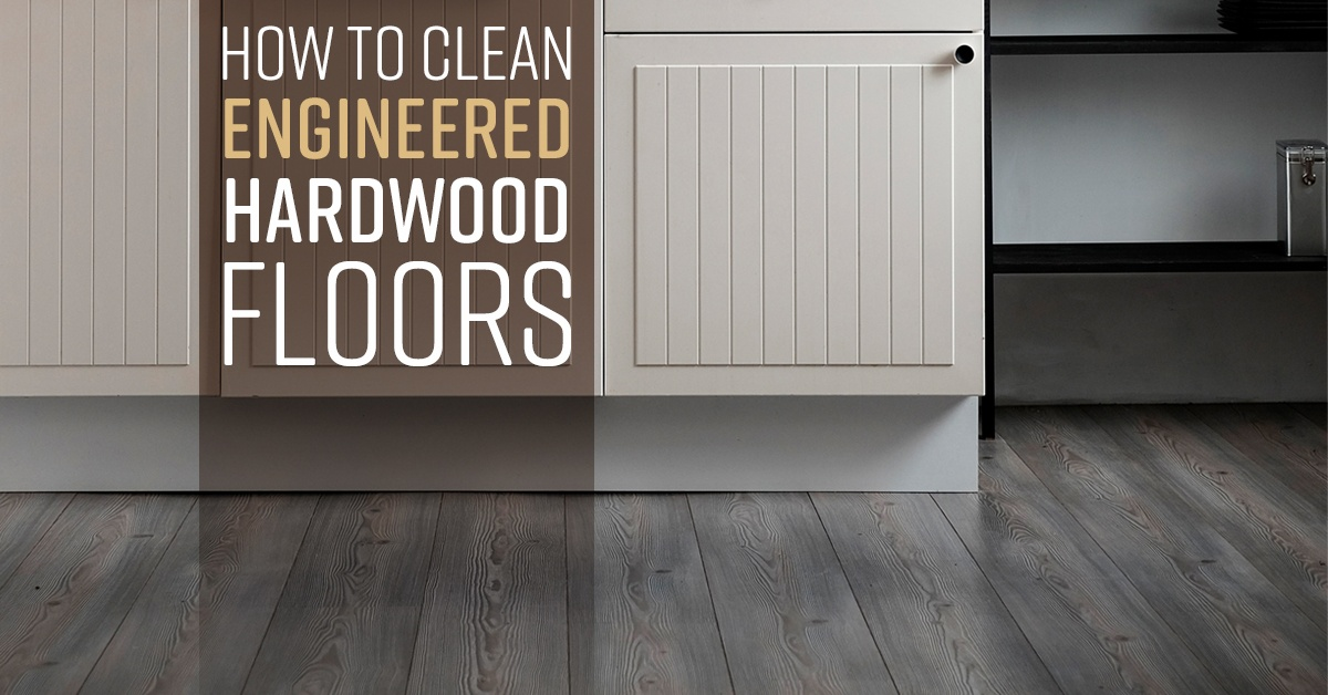 How To Clean Engineered Hardwood Floors Simple Green