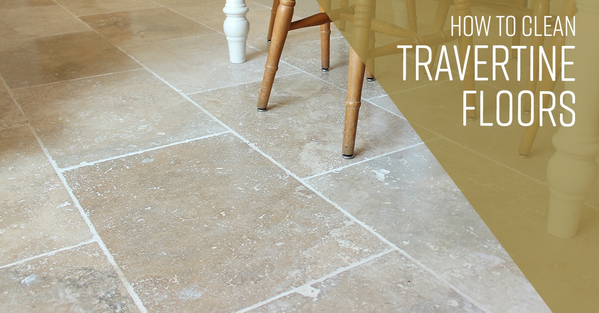 How To Clean Travertine Floors Simple Green