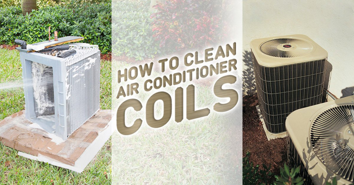 How To Clean Ac Coils Simple Green