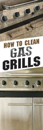 How to Clean Gas Grill