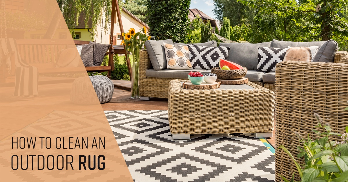 How To Clean An Outdoor Rug Simple Green