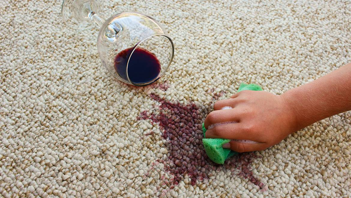 How To Remove Red Wine Stains Simple Green