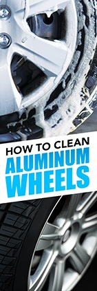 How to Clean Aluminum Wheels