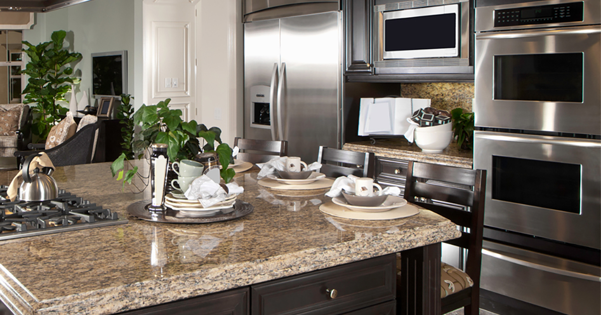 How To Disinfect Granite Countertops