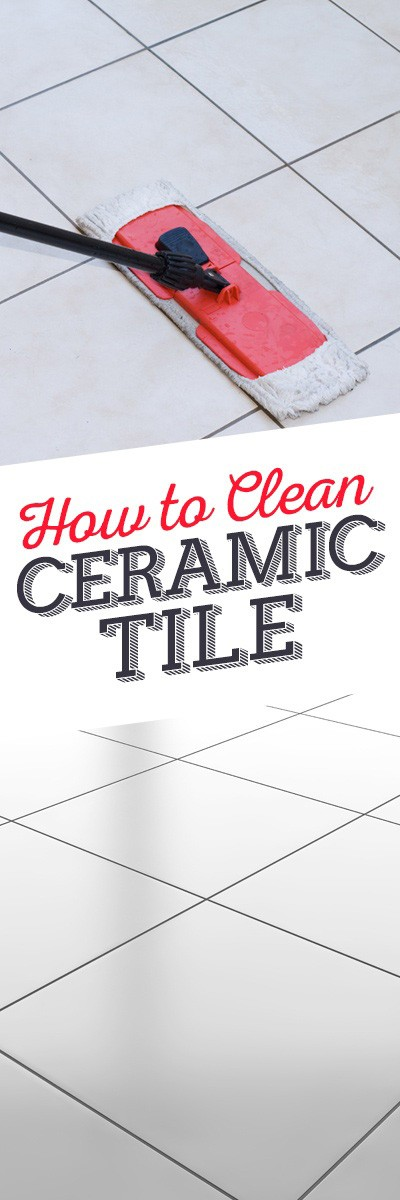 How To Clean Ceramic Tile Floors Simple Green