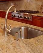 How to Clean a Concrete Sink