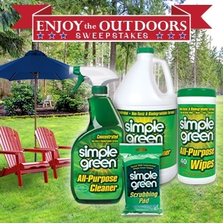Enjoy the Outdoors Sweepstakes