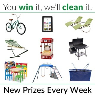 Help Us Celebrate 40 Years of Safer Cleaning with 40 Weeks of Stellar Prizes