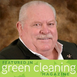 Bruce FaBrizio and Simple Green Featured in Green Cleaning Magazine