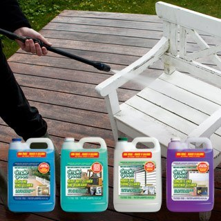 Simple Green Introduces New Simple Green® Pressure Washer Concentrated Cleaning Products