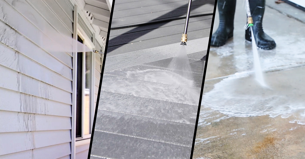 Best Aiken Sc Power Washing