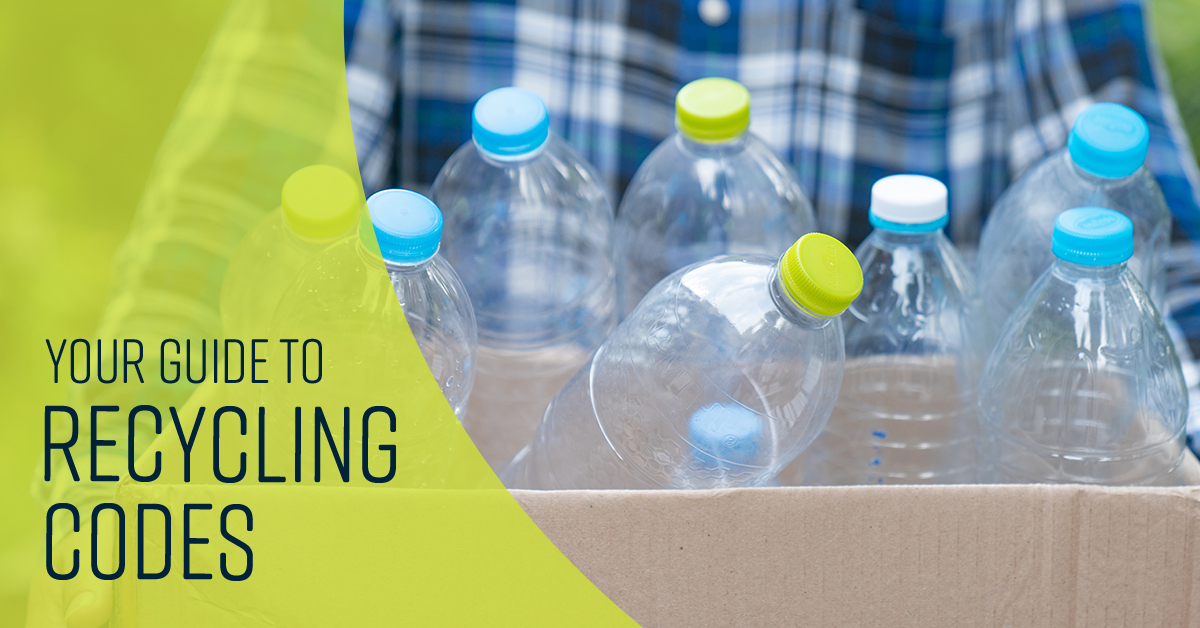 Your Guide to Recycling Codes
