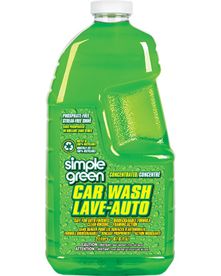 Simple Green® Car Wash