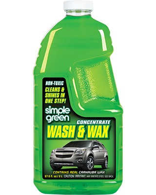 Simple Green® Wash & Wax