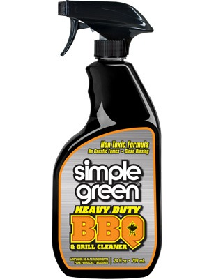 Simple Green® Heavy-Duty BBQ & Grill Cleaner