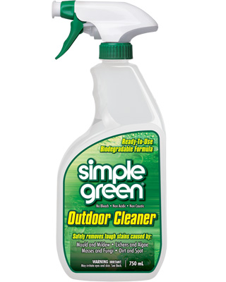 Simple Green® Ready-To-Use Outdoor Cleaner