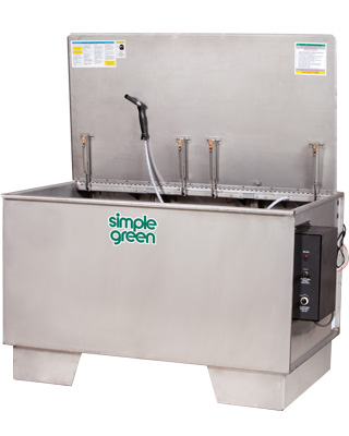 Simple Green® 80 Gallon Parts Washer