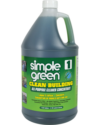 Simple Green Clean Building® All-Purpose Cleaner Concentrate