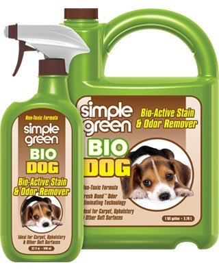 Simple Green® Bio Dog Stain & Odor Remover