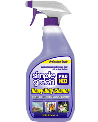 Simple Green® Pro HD Ready-To-Use Heavy–Duty Cleaner