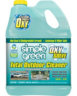 Simple Green® Oxy Solve Total Outdoor Cleaner