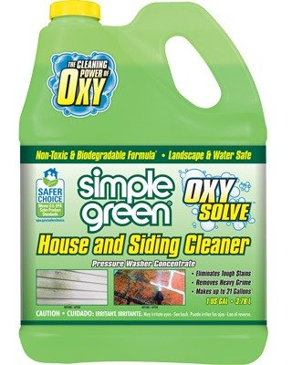 Simple Green® Oxy Solve House and Siding Cleaner