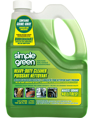 Simple Green® Heavy-Duty Cleaner & Degreaser