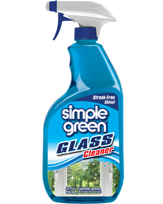Simple Green® Glass Cleaner 946mL