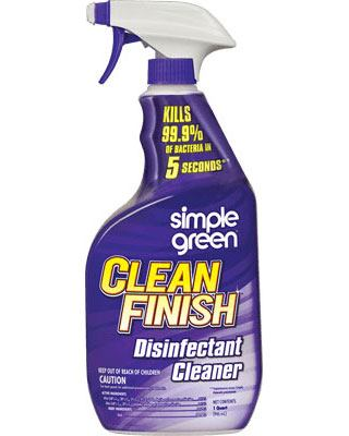 Simple Green® Clean Finish Disinfectant Cleaner