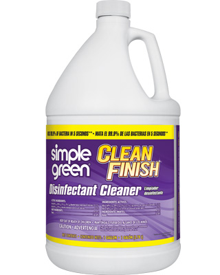 Simple Green Clean Finish® Disinfectant Cleaner