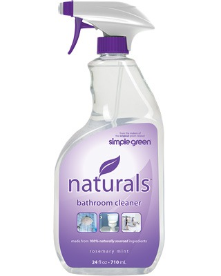 Simple Green® Naturals Bathroom Cleaner