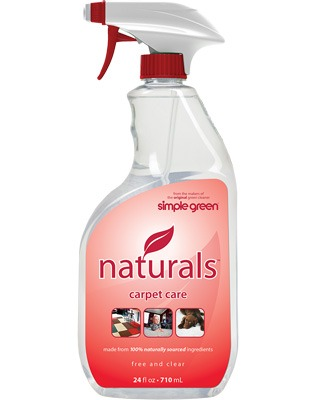 Simple Green® Naturals Carpet Care