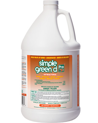 Simple Green® d Pro 3 Plus Antibacterial Cleaner