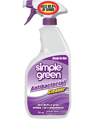 Simple Green® Ready-To-Use Antibacterial Cleaner