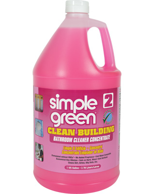 Simple Green Clean Building® Bathroom Cleaner Concentrate