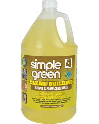 Simple Green Clean Building® Carpet Cleaner Concentrate