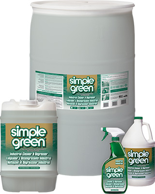 Simple Green® Industrial Cleaner &amp Degreaser